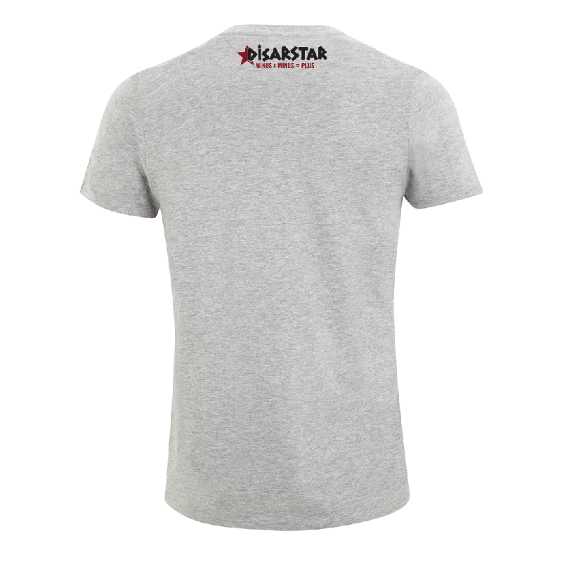 Disarstar Per Aspera Ad Astra - Vorbestellung T-Shirt grau meliert
