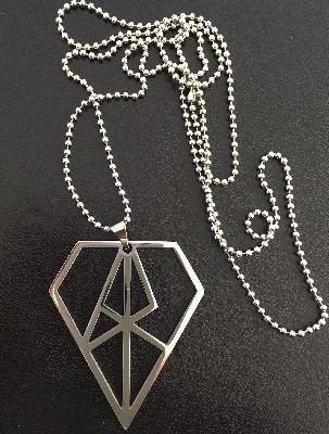 Diamant-Logo Kette
