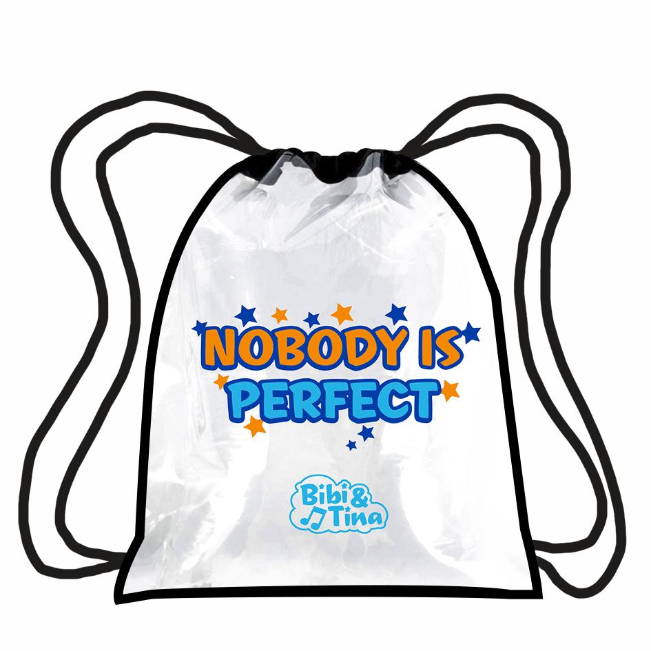 Bibi&Tina Bibi und Tina Rucksack Tasche, transparent