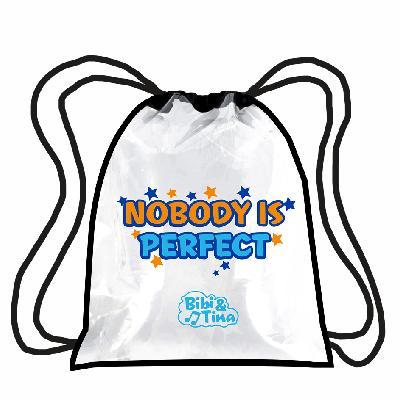Bibi&Tina Bibi und Tina Rucksack Bag transparent