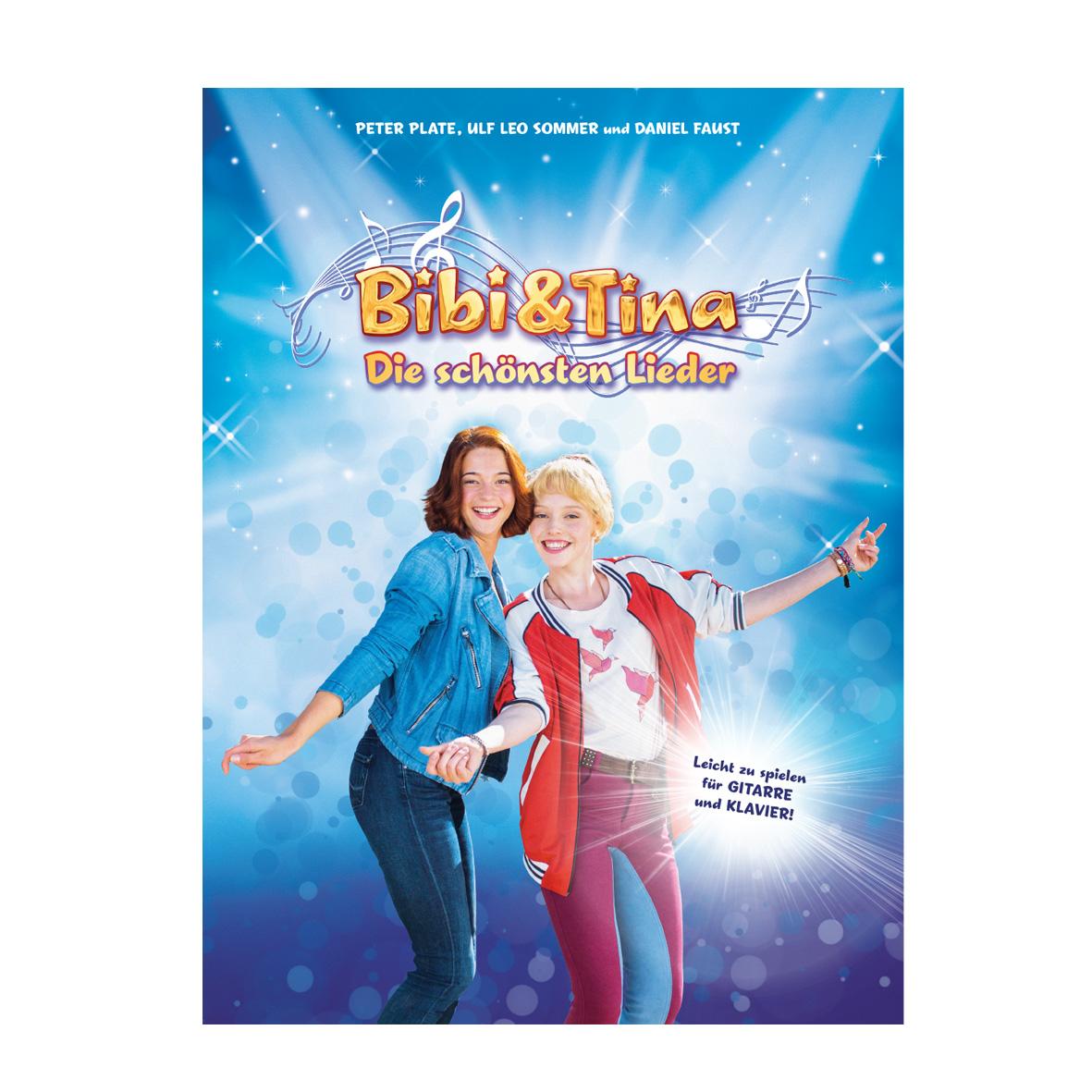 Bibi&Tina Bibi&Tina SONGBOOK - Die schönsten Lieder Buch