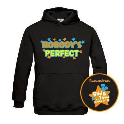 Hoodie Nobody's perfect! Kids Kapuzenpullover