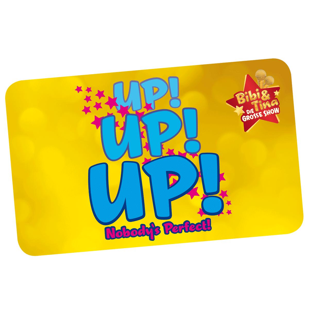 Bibi&Tina Up! Up! Up! Breakfast board