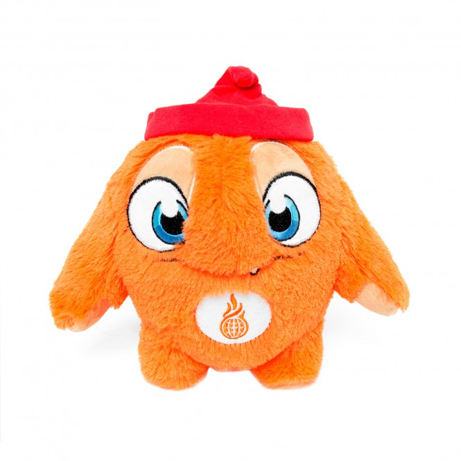 Culcha Candela Culchie Stuffed animal