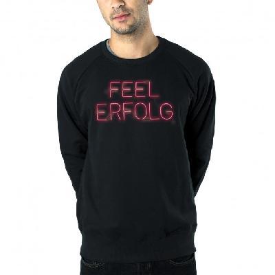 Culcha Candela Feel Erfolg Sweater Black