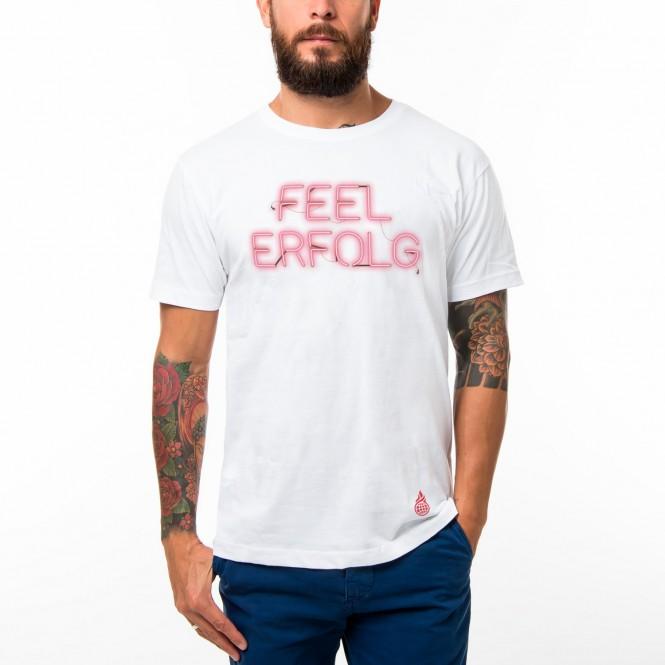 Culcha Candela Feel Erfolg T-Shirt weiß