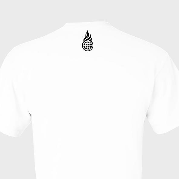 Culcha Candela Unisex Shirt - Bock auf Bunt T-Shirt weiß