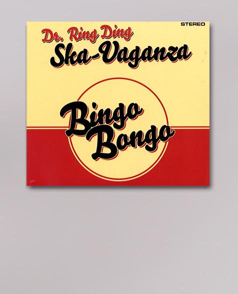 Dr. Ring Ding Ska Vaganza - Bingo Bongo CD