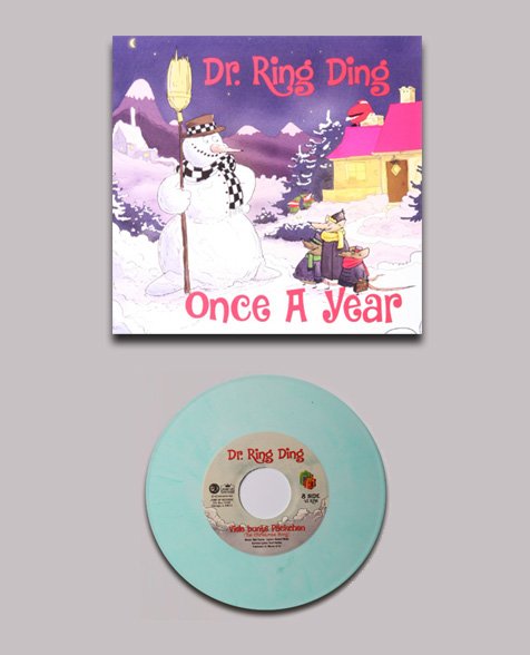 Dr. Ring Ding Christmas Bundle Bundle
