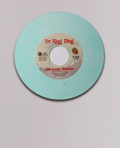 Dr. Ring Ding Christmas Again 7inch
