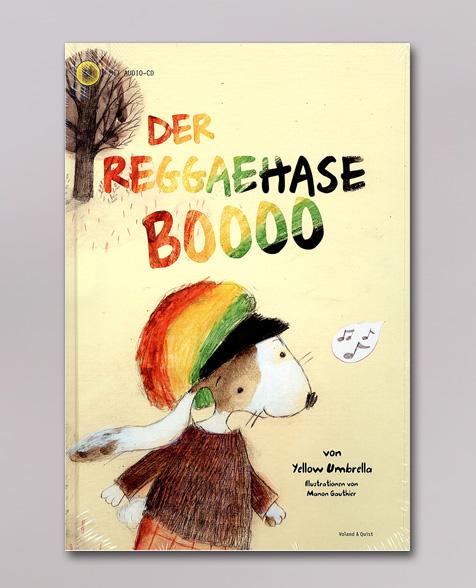 Dr. Ring Ding Der Reggaehase Boooo Book