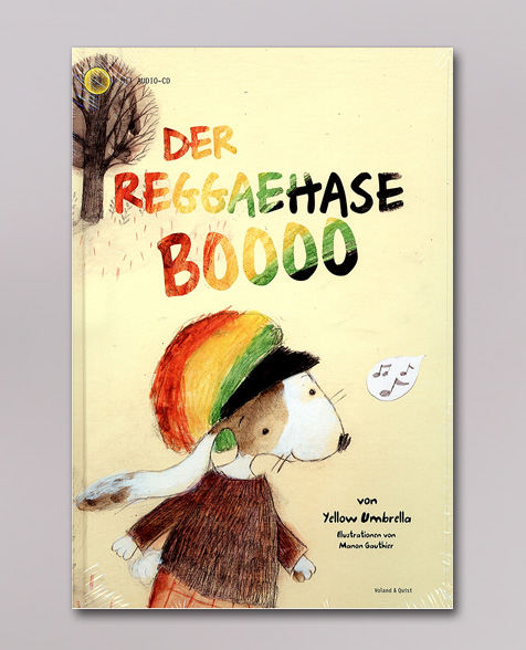 Dr. Ring Ding Der Reggaehase Boooo Buch