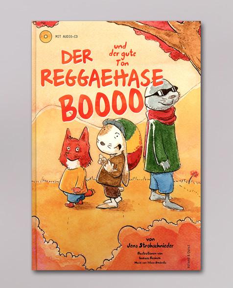 Dr. Ring Ding Der Reggaehase Boooo und der gute Ton Buch
