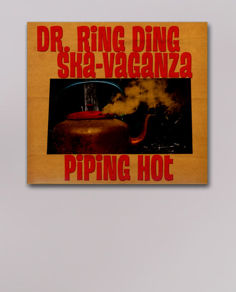 Dr. Ring Ding Ska-Vaganza - Piping Hot CD