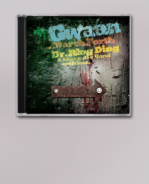 Dr. Ring Ding Gwaan / March Forth CD