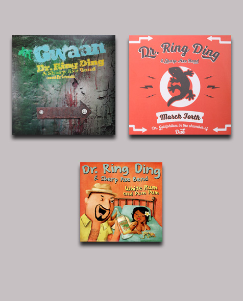 Dr. Ring Ding Gwaan/March Forth Bundle Bundle