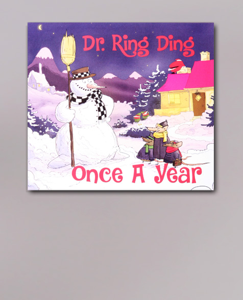 Dr. Ring Ding Once A Year CD