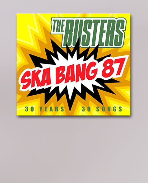 The Busters Ska Bang 87 2CD