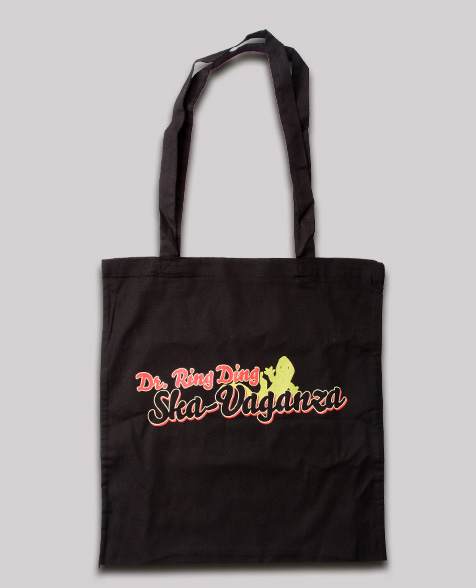 Dr. Ring Ding Ska-Vaganza Bag black