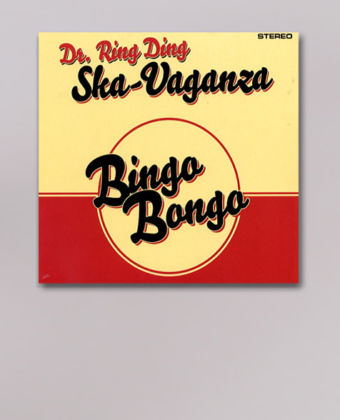 Dr. Ring Ding Ska Vaganza - Bingo Bongo LP