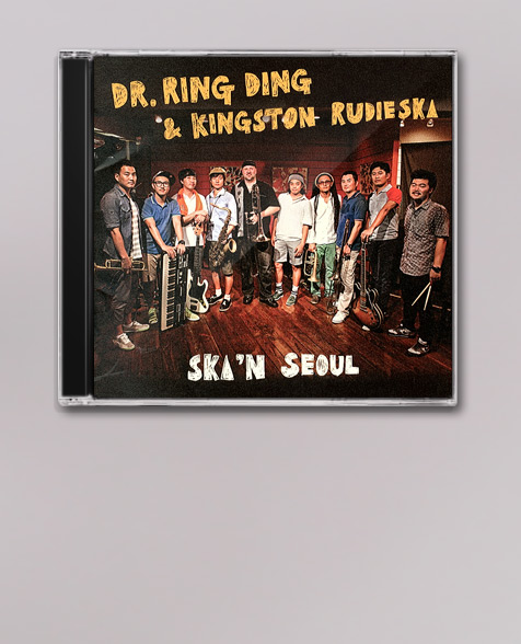 Dr. Ring Ding Ska'n Seoul CD