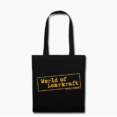 Herr Schröder World of Lehrkraft Tasche