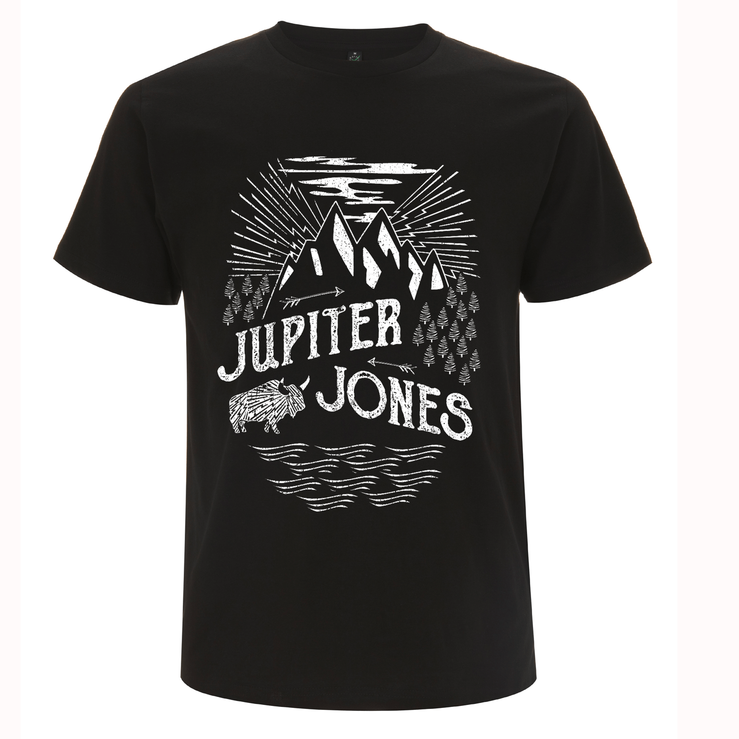 Jupiter Jones Bison Shirt Shirt schwarz