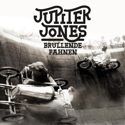Jupiter Jones Brüllende Fahnen CD CD