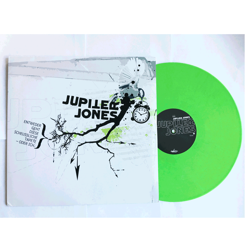 Jupiter Jones Entweder geht diese scheußliche Tapete, oder ich… LP