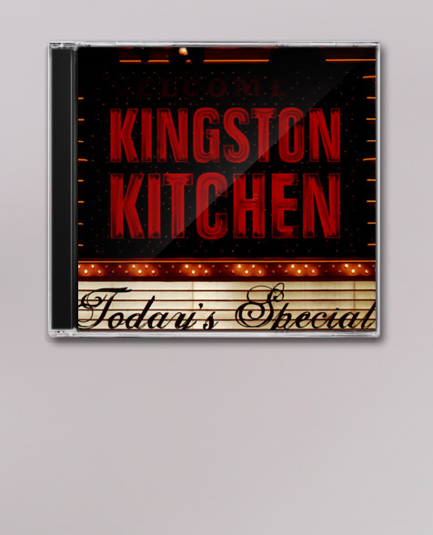 Kingston Kitchen Today's Special CD