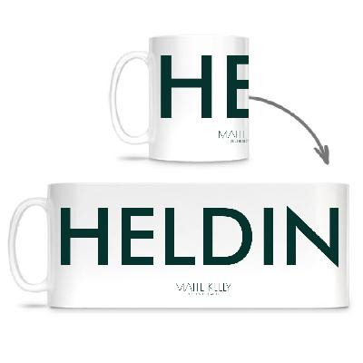 Maite Kelly Heldin Cup weiß