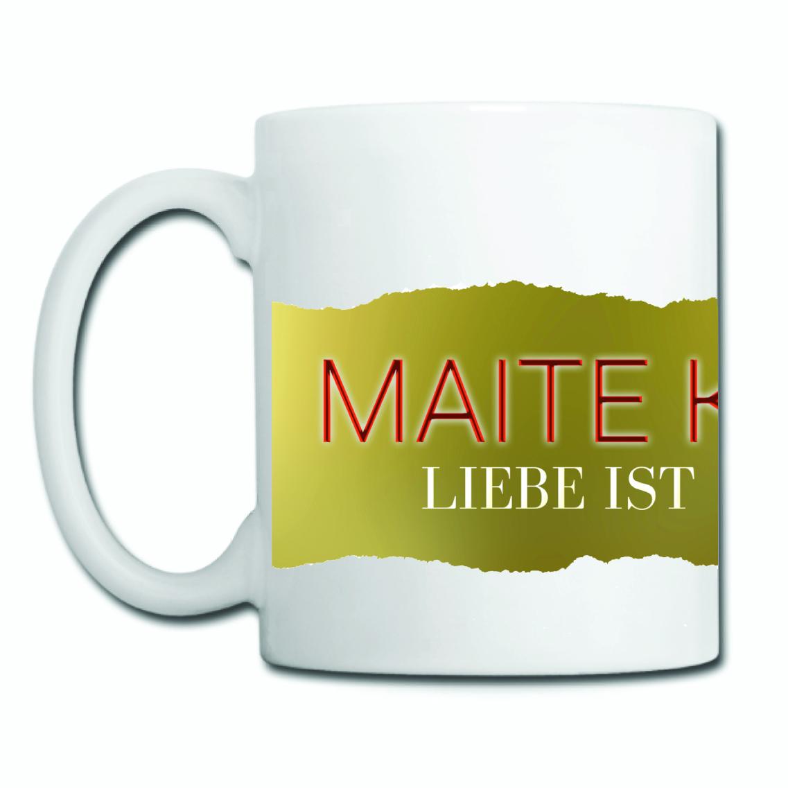 Maite Kelly Liebe ist Liebe - Tasse Cup