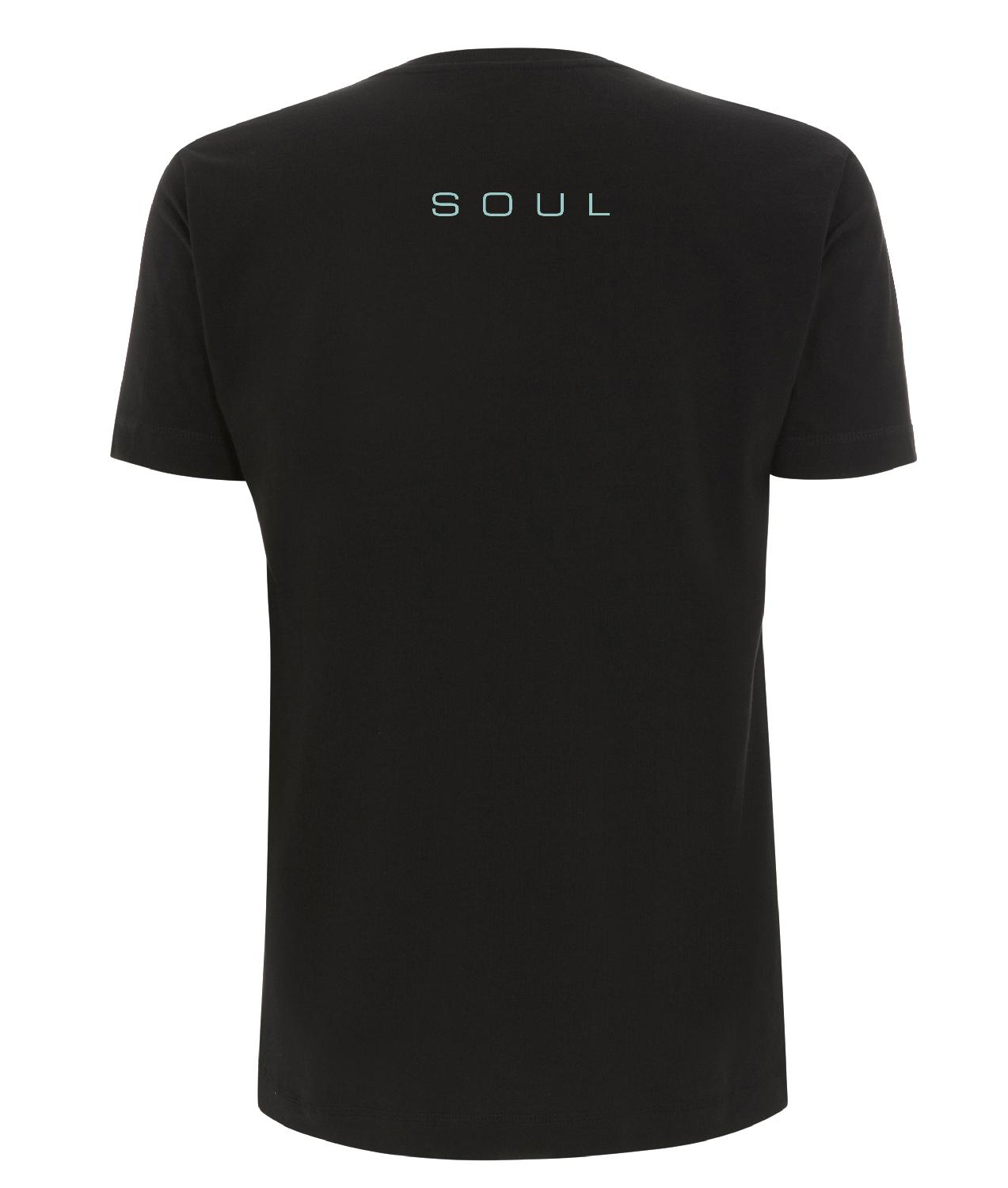 Marlon Roudette Electric Soul Men T-Shirt schwarz