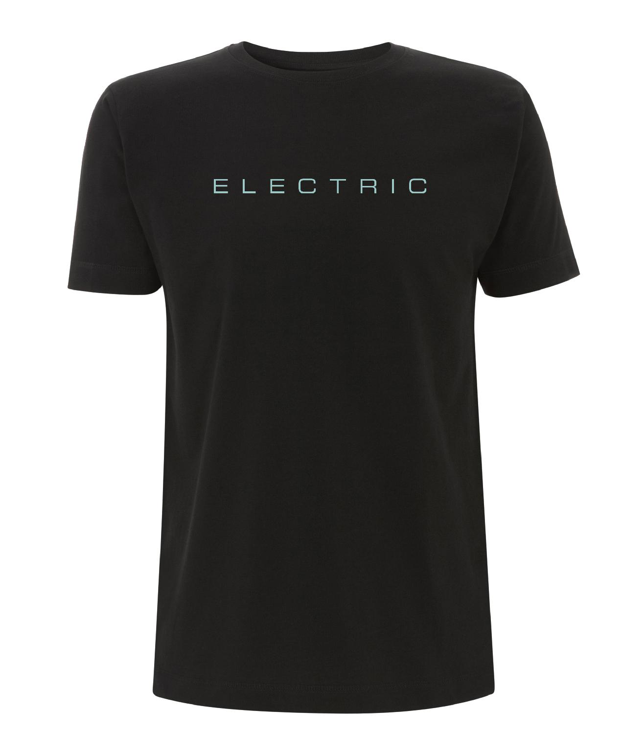 Marlon Roudette Electric Soul Men T-Shirt black