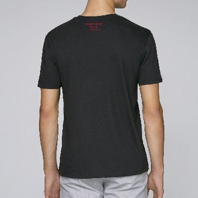 Rosenstolz Retro Shirt Herren Shirt schwarz