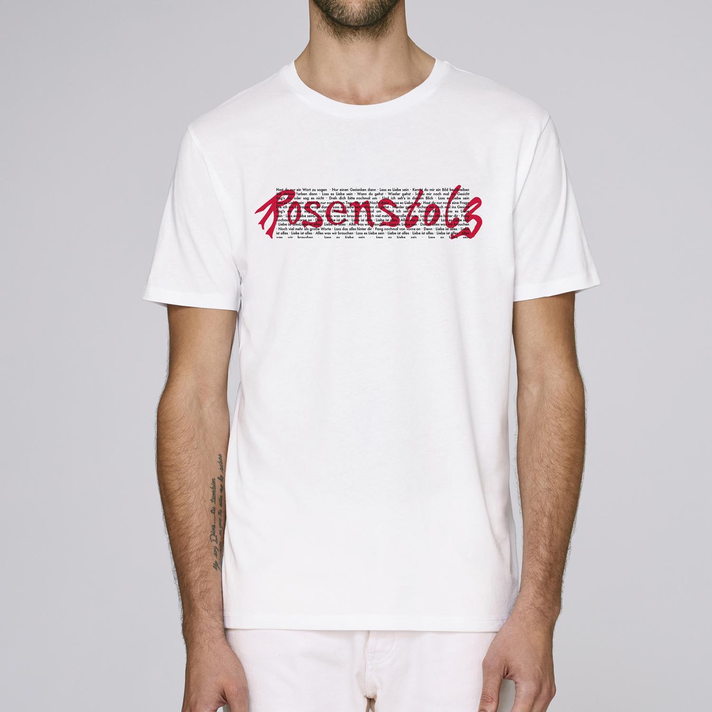 Rosenstolz Retro Shirt Herren Shirt weiß