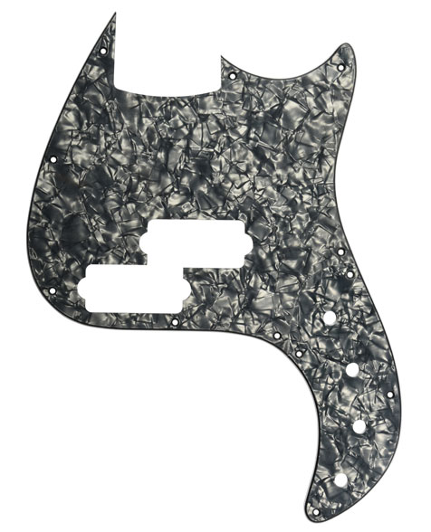 Sandberg California VT und VM Pickguard blackpearl
