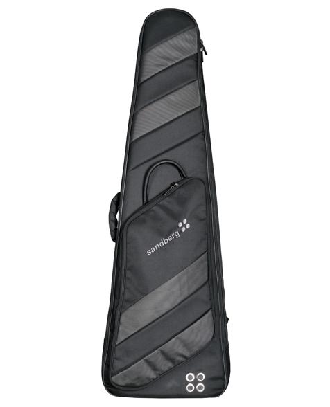 Sandberg Bass Deluxe Gigbag, schwarz