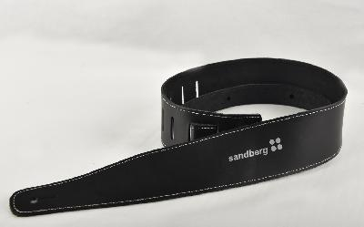 Sandberg Strap XXL Ledergurt schwarz