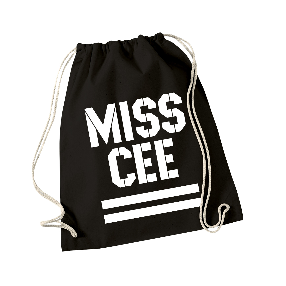 Sarah Connor Miss Cee Turnbeutel Bag Schwarz