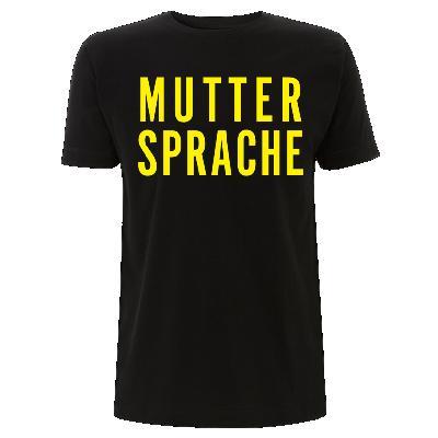 Shirt Muttersprache T-Shirt 2016