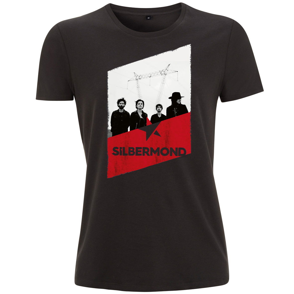 Silbermond Eventshirt Men 2019 T-Shirt schwarz