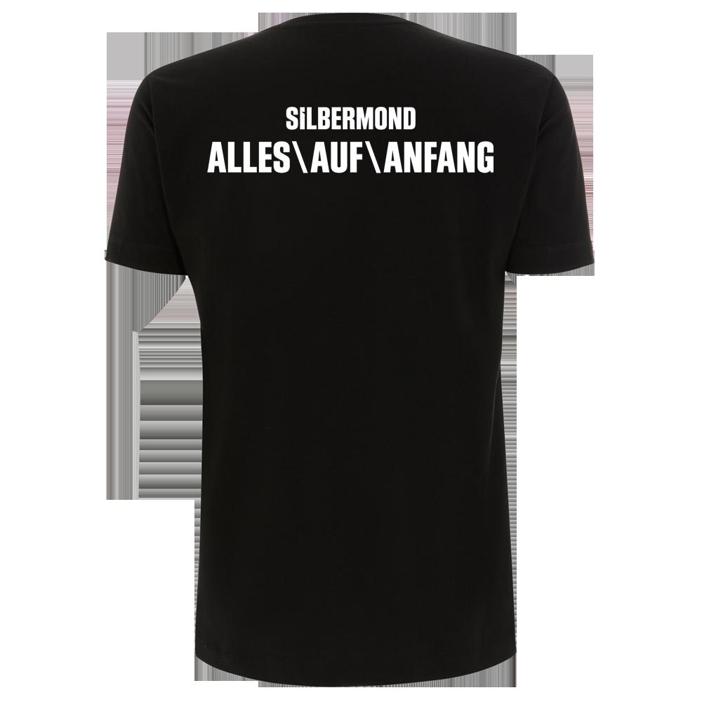 Silbermond Limitiertes Eventshirt *ULM* Boy T-Shirt schwarz