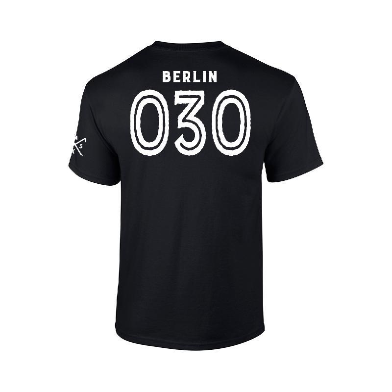 AK Ausserkontrolle 030 T-Shirt T-Shirt Schwarz