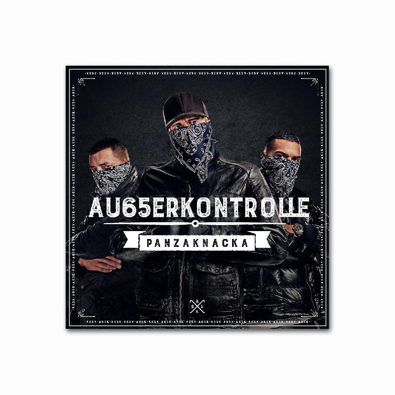AK Ausserkontrolle AK Ausserkontrolle - Panzaknacka CD CD