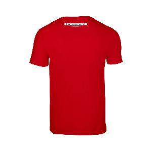 AK Ausserkontrolle AK T-Shirt T-Shirt Rot