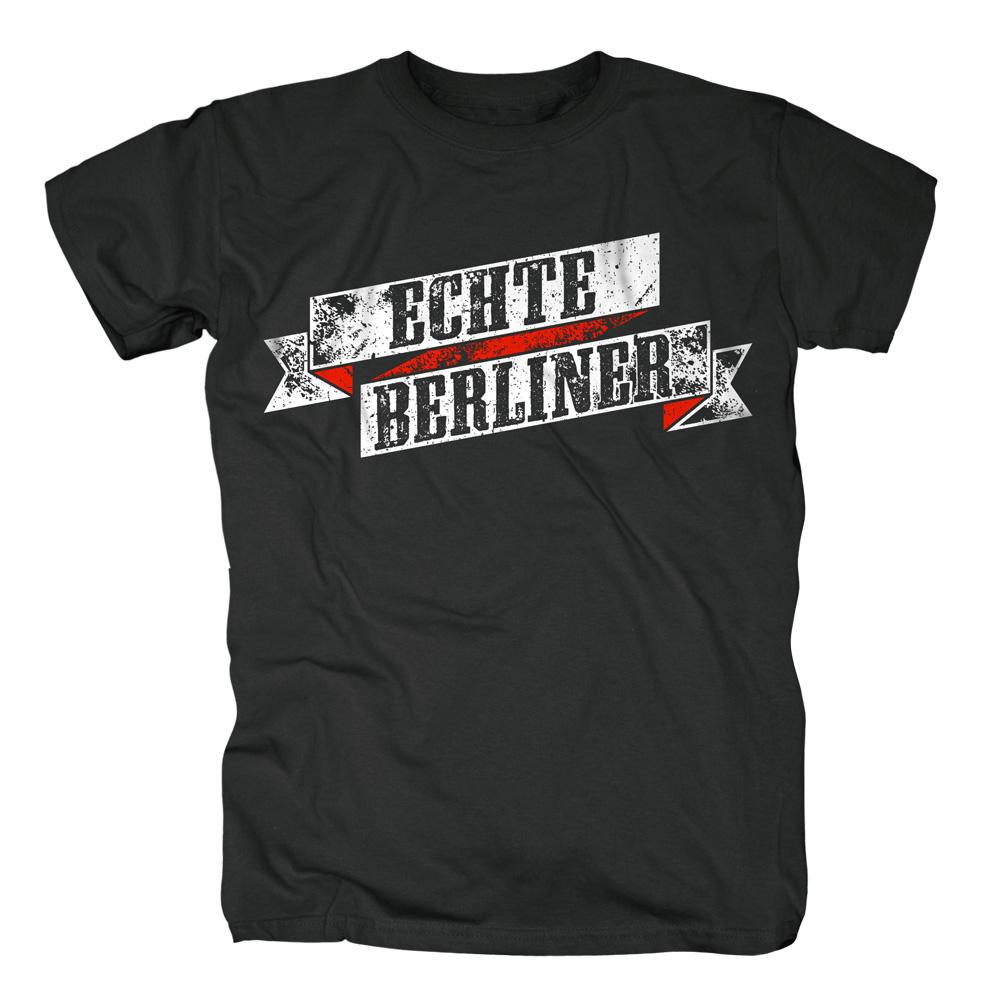 AK Ausserkontrolle Berliner T-Shirt, schwarz