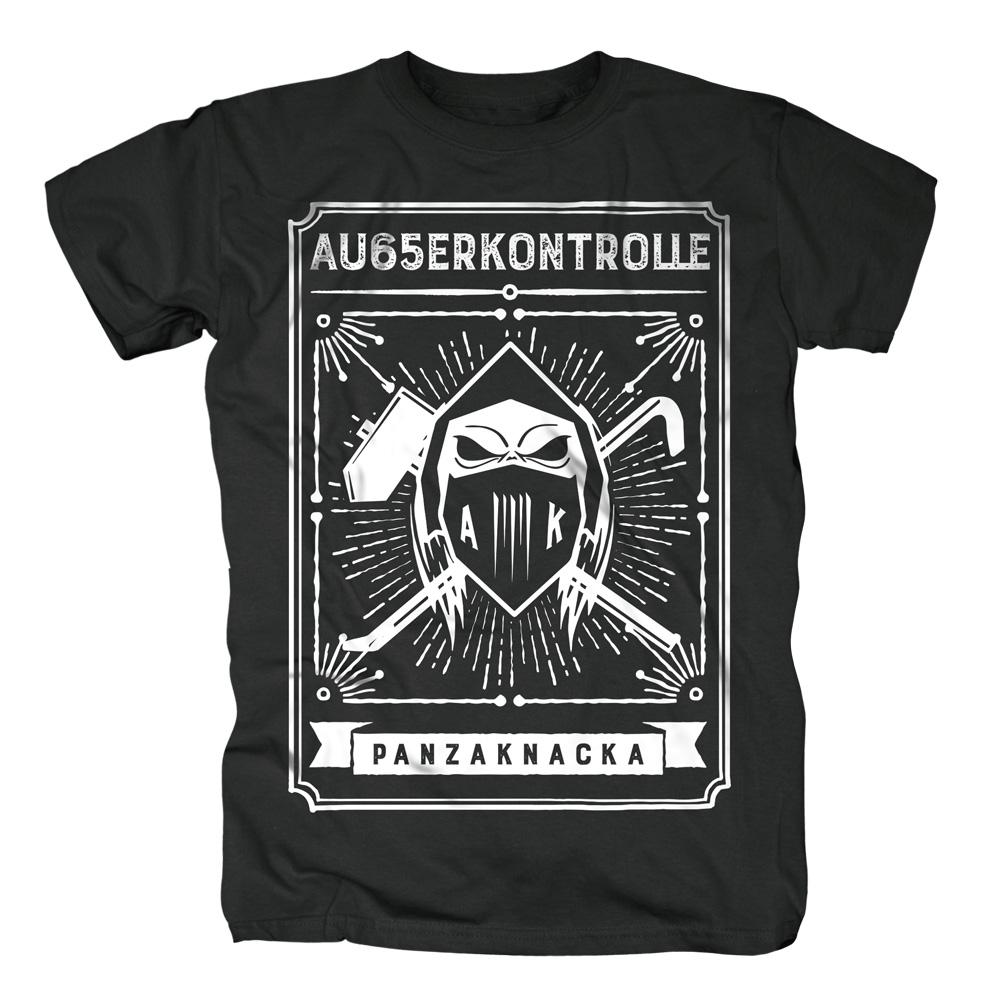 AK Ausserkontrolle T-Shirt T-Shirt schwarz