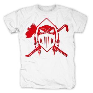 AK Ausserkontrolle T-Shirt T-Shirt weiß