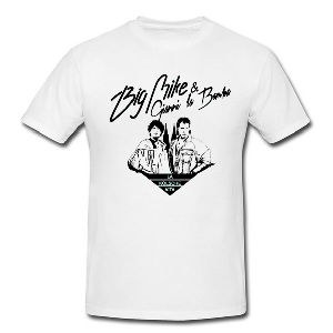 Big Mike La Kölsche Vita T-Shirt Weiss
